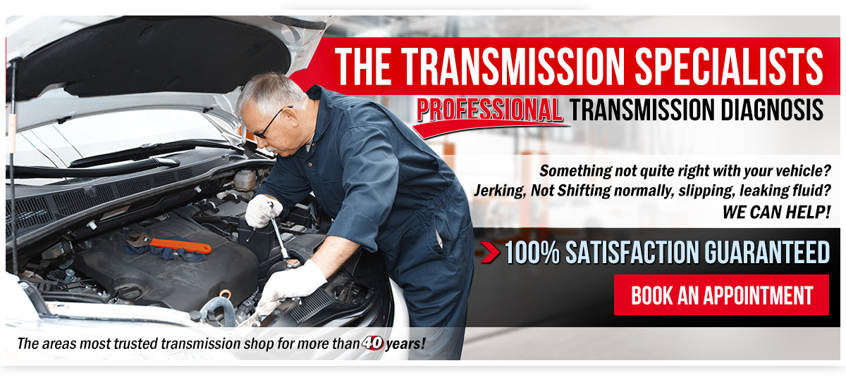 The Transmission Specialists